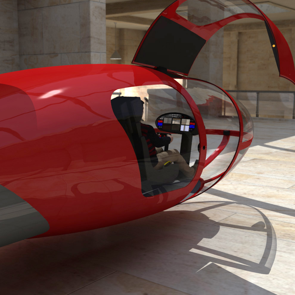 Aeropod-right-door-open